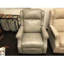 """See Details - Nouveau Power High Leg Recliner with Power Headrest and Lumbar Support; 33""""Wx42""""Dx44""""H"""