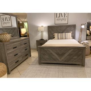Ellen 4pc King Bedroom Set