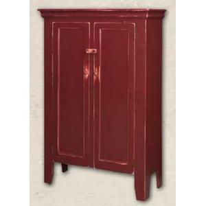 2 Door Jelly Cupboard