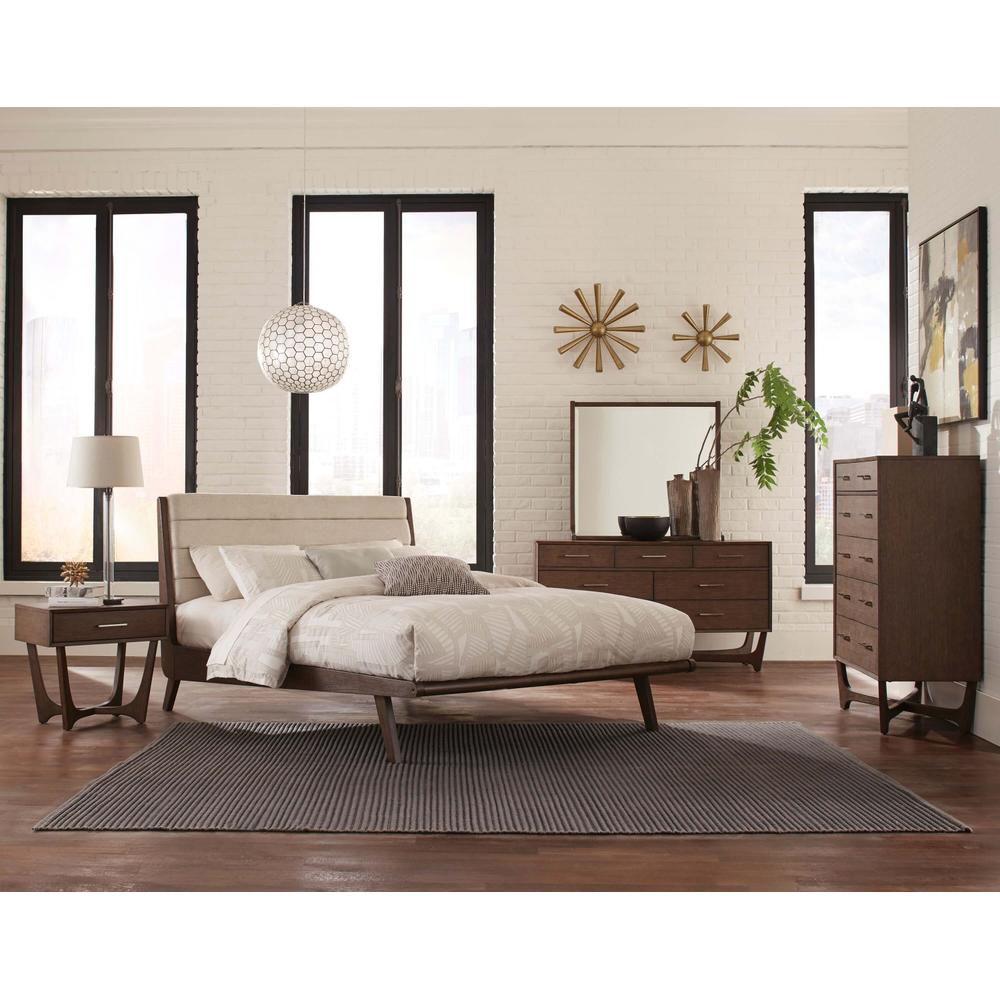 Ruote 4 Pc Queen Bed Set