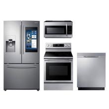 LG 4 Pc Kitchen Suite
