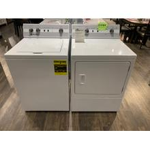 Speed Queen Classic Washer and Dryer