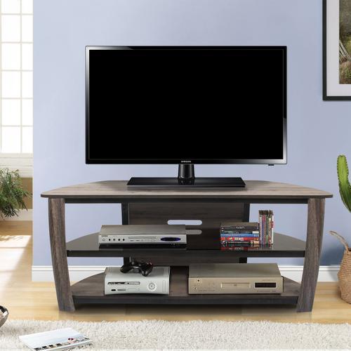 "Newport 55"" TV Stand - Olive"
