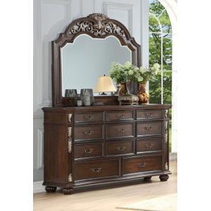 New Classic Home Furnishings - Maximus 6 Piece Bedroom
