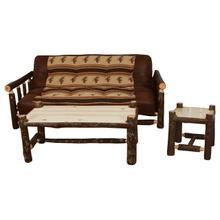 Hickory EZ Lounger Sofa