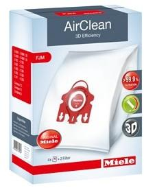 FJM AirClean 3D Dustbags - Showroom Model