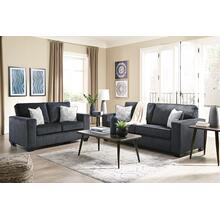 "ALTARI SLATE 6 PC LIVING ROOM INCLUDES A 50"" SAMSUNG TV"