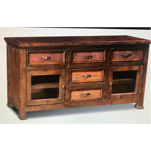 Copper Ridge TV Console