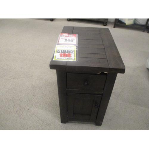 Jofran - CLEARANCE CHAIRSIDE TABLE