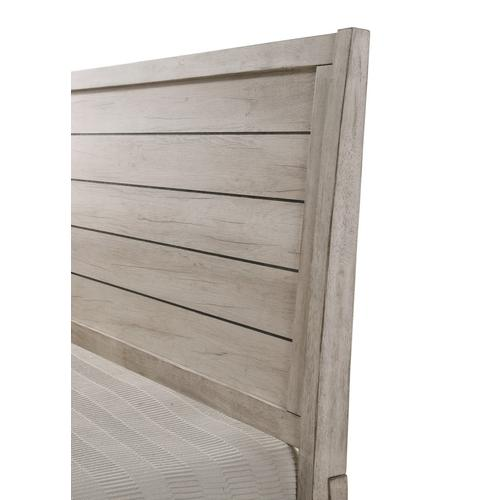 Crown Mark - Patterson Panel Bed - Full Size
