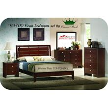 Crown Mark B4700 Evan Bedroom Set Houston Texas USA Aztec Furniture