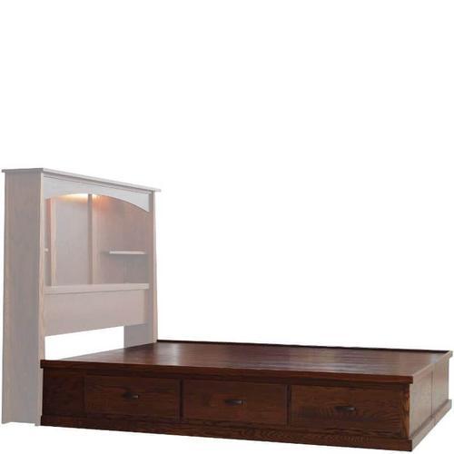Wolfcraft Furniture - Unity 6 Drawer Foundation Full