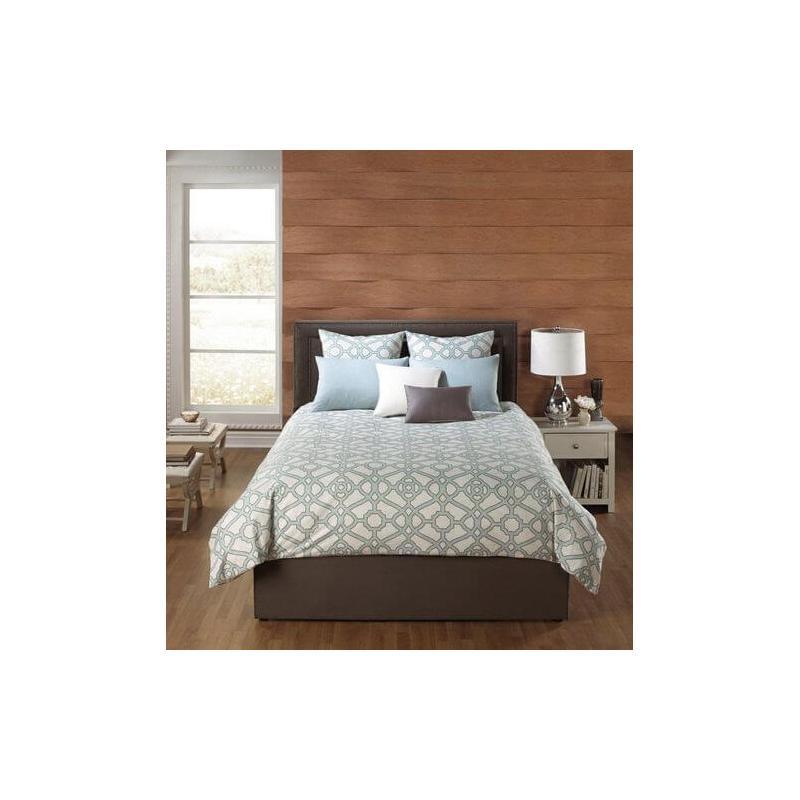 Manton Comforter Set King 9pc/6pc & Queen 8pc/6pc