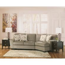 See Details - Patola Park - Patina - 2-Piece Sectional with Right Facing Cuddler