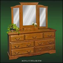 7 Dr. Dresser & Jewelry Box