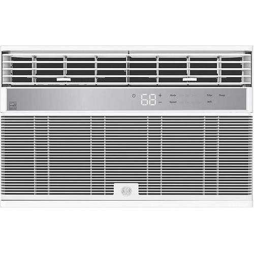 GE Appliances - 8,000 BTU Smart Window Air Conditioner
