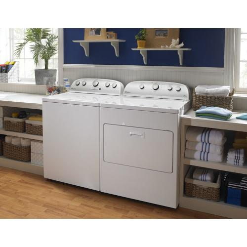 Product Image - Whirlpool 4.3 Cu. Ft. Washer and Matching Electric Dryer Pair