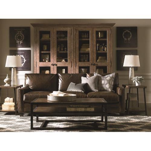 Ladson Leather Sofa