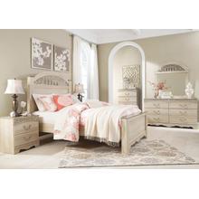 Catalina - Antique White 6 Piece Bedroom Set