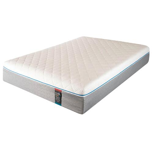 SPRING AIR Four Seasons Back Supporter Hybrid Plush Mattress Only