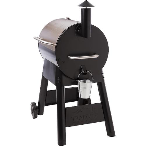 Traeger Grills - Pro Series 22 Pellet Grill - Bronze