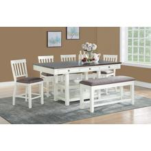 Chelsea 6PC Dining Set