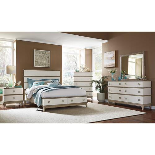 Product Image - Kenzo 7 Piece Bedroom