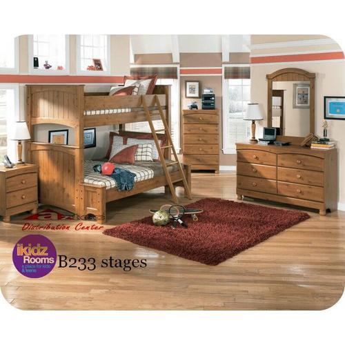 Ashley Furniture - Ashley B233 Stages Bedroom set Houston Texas USA Aztec Furniture