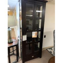 See Details - Dark Reclaimed Pine Cabinet Model# 257-91