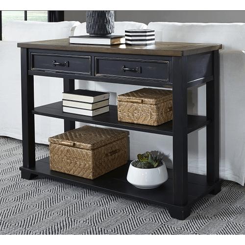 Null Furniture Inc - Sofa / Media Console    (2218-09,53035)
