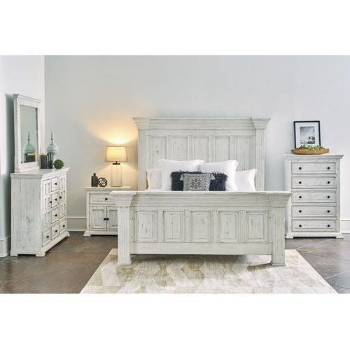 Olivia King Mansion Bed