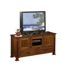 """60"""" Parker mission TV Cabinet"""