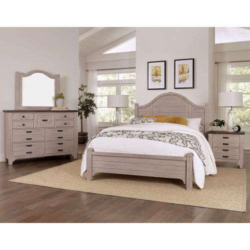 Lm Co. Home - Bungalow Dresser - Dover Grey Finish