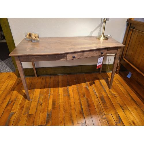 CLEARANCE Wedge Right Drawer Desk