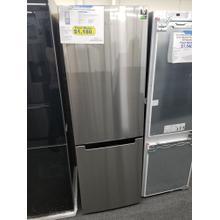 """See Details - Samsung 24"""" Bottom Freezer Refrigerator RB10FSR4ESR (FLOOR MODEL)"""