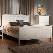 Queen Rockport Arch Panel Bed