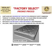 Factory Select - King Product Image