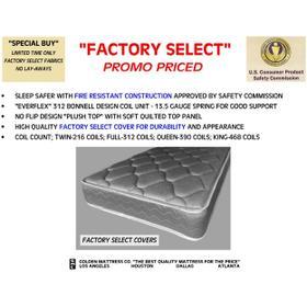 Factory Select - Queen
