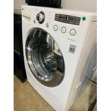 See Details - USED- 3.6 cu. ft. Extra Large Capacity SteamWasher with ColdWash Technology- FLWAS27W-U SERIAL #168