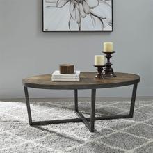 Sunbury Oval Cocktail Table