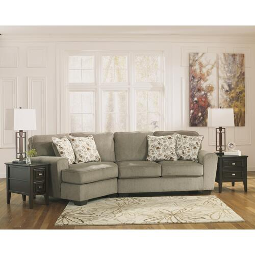 Patola Park Sofa with Cuddler