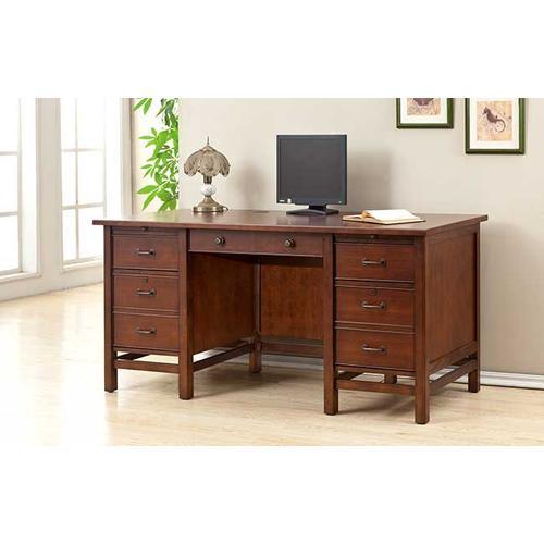 "Willow Creek 66"" Flattop Desk"