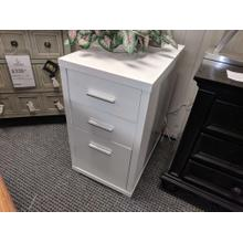 File Cabinet w/ 2 Drawers  -Manhattan