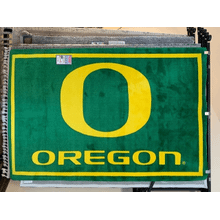 "University of Oregon 5"" x 8"" rug"