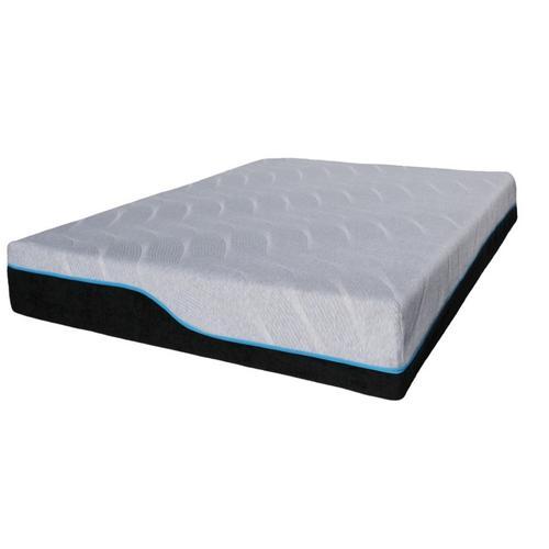 Homepedic Wave 10 inch Gel Memory Foam