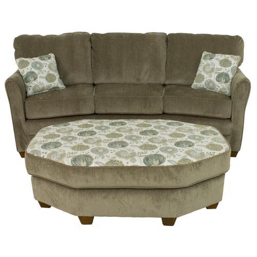 Best Craft Furniture - 6639 Conversation Sofa