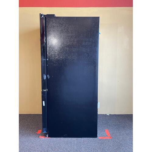 Treviño Appliance - Frigidaire Black French Door Refrigerator