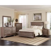 Kauffman 4Pc Eastern King Bed Set