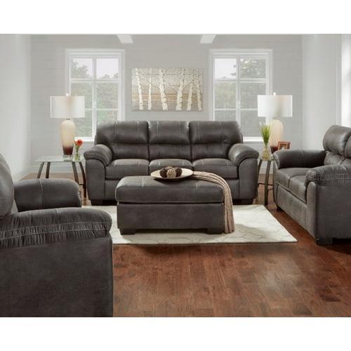 5603-SEQA  Sofa & Loveseat - Sequoia Ash (5601-SEQA Chair, 5605-SEQA Ottoman)
