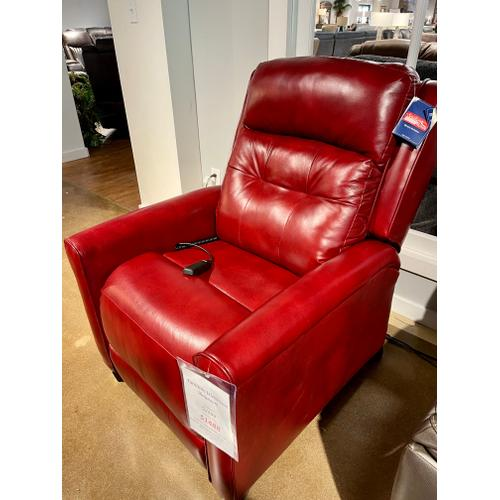 Southern Motion - Leather Zero Gravity So Cozi Power Recliner